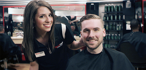 Sport Clips Haircuts of Englewood Haircuts